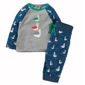 Костюм 2 в 1 для мальчика Водная птица (код товара: 43814): купить в Berni