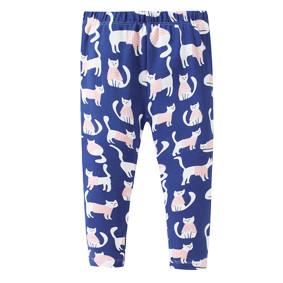 Леггинсы для девочки Кошки (код товара: 43820): купить в Berni
