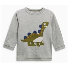 Лонгслів для хлопчика Динозавр оптом (код товара: 43830)