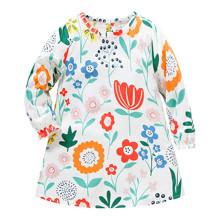 Платье для девочки Цветы (код товара: 43811)