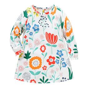 Платье для девочки Цветы (код товара: 43811): купить в Berni
