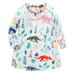 Платье для девочки Динозавр (код товара: 43803): купить в Berni