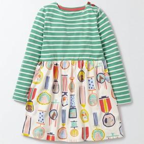 Платье для девочки Медаль (код товара: 43812): купить в Berni