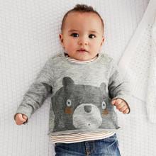 Світшот для хлопчика Ведмідь оптом (код товара: 43852)