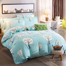 Уценка (зацепка и пятна)! Комплект постельного белья Качели (полуторный) (код товара: 43880)