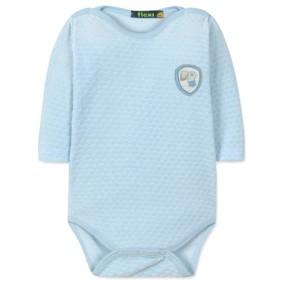Велюровый боди для мальчика (код товара: 43845): купить в Berni