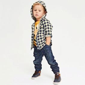 Джинсы для мальчика (код товара: 43910): купить в Berni