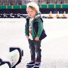 Джинсы для мальчика (код товара: 43914): купить в Berni