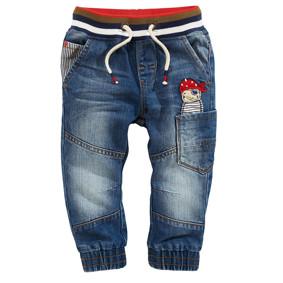 Джинсы для мальчика Пират оптом (код товара: 43989): купить в Berni
