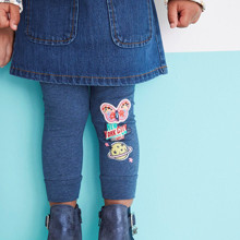 Леггинсы для девочки Нью - Йорк оптом (код товара: 43936)