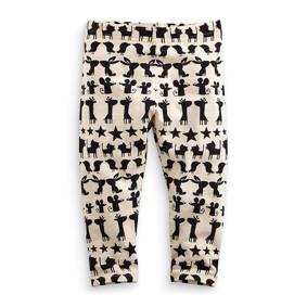 Леггинсы для девочки Животные (код товара: 43921): купить в Berni
