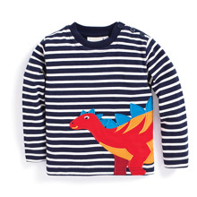 Лонгслив для мальчика Динозавр оптом (код товара: 43905)