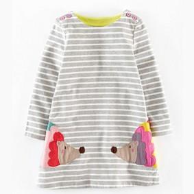Платье для девочки Ежик (код товара: 43983): купить в Berni