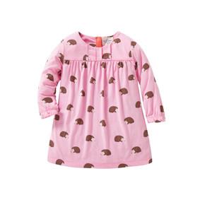 Платье для девочки Ежик (код товара: 43992): купить в Berni