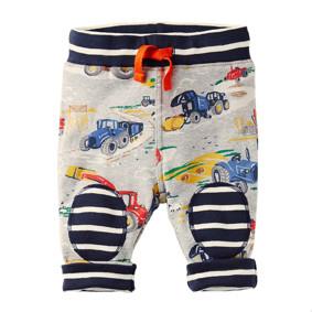 Штаны для мальчика Трактор (код товара: 43964): купить в Berni