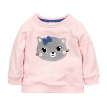 Свитшот для девочки Кошка (код товара: 43915)