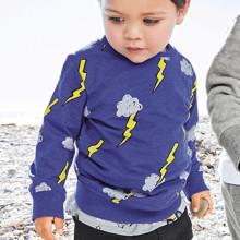 Свитшот для мальчика Молния (код товара: 43925)