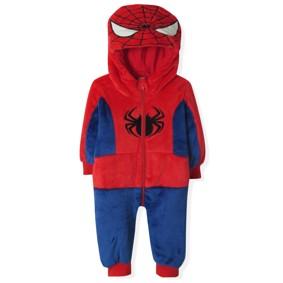 Флисовый комбинезон Человек-Паук (код товара: 4406): купить в Berni