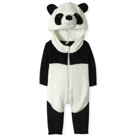 Флисовый комбинезон Панда (код товара: 4408): купить в Berni