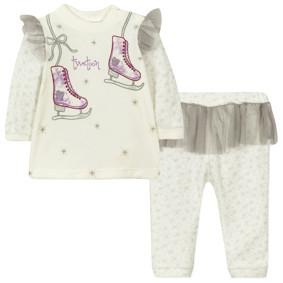 Велюровый костюм 2 в 1 для девочки (код товара: 44097): купить в Berni