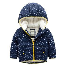 Детская куртка Звезды (код товара: 44135): купить в Berni