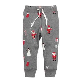 Детские штаны Санта Клаус (код товара: 44171): купить в Berni