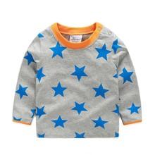 детский Лонгслив Звезды оптом (код товара: 44199)