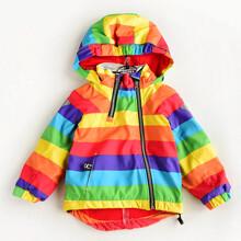 Куртка детская демисезонная Радуга (код товара: 44120)