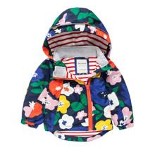 Куртка для девочки Цветы (код товара: 44117)