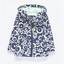 Куртка для девочки Цветы оптом (код товара: 44140)
