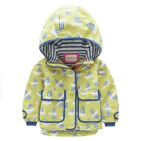 Куртка для девочки Птицы (код товара: 44124): купить в Berni