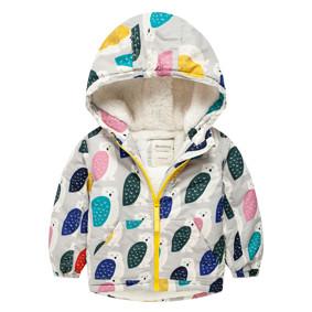 Куртка для девочки Сова (код товара: 44130): купить в Berni