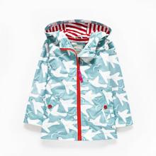 Куртка для дівчинки демісезонна Чайки оптом (код товара: 44128)