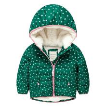 Куртка для дівчинки Зірки оптом (код товара: 44133)