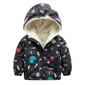 Куртка для мальчика Космос (код товара: 44142): купить в Berni