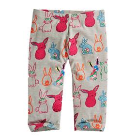 Леггинсы для девочки Кролик (код товара: 44177): купить в Berni