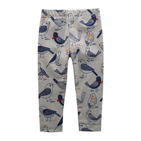 Леггинсы для девочки Птицы (код товара: 44165): купить в Berni