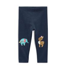 Леггинсы для девочки Слон и косуля оптом (код товара: 44169)
