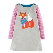 Платье для девочки Лиса (код товара: 44196)