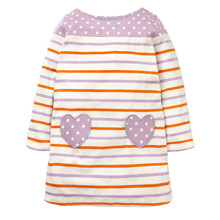 Платье для девочки Сердце оптом (код товара: 44149)