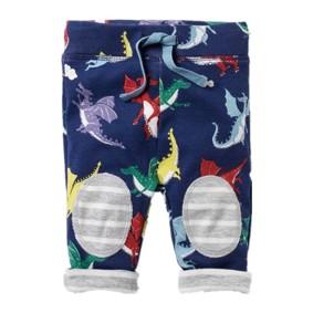 Штаны для мальчика Драконы (код товара: 44150): купить в Berni