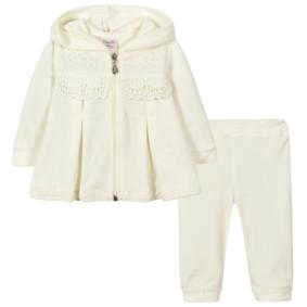 Велюровый костюм 2 в 1 для девочки (код товара: 44106): купить в Berni