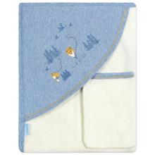 Детское полотенце с уголком (код товара: 44279)