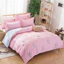 Комплект постельного белья Совы (полуторный) (код товара: 44257)