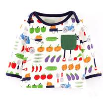 Лонгслив детский Овощи (код товара: 44224)