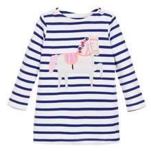 Платье для девочки Белый конь (код товара: 44219)
