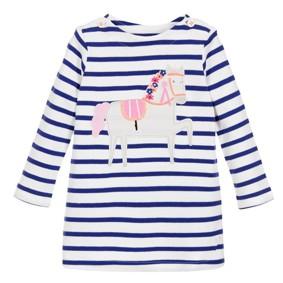 Платье для девочки Белый конь (код товара: 44219): купить в Berni
