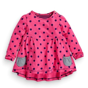 Платье для девочки Горошек (код товара: 44202): купить в Berni