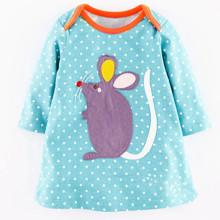 Платье для девочки Мышь (код товара: 44211)
