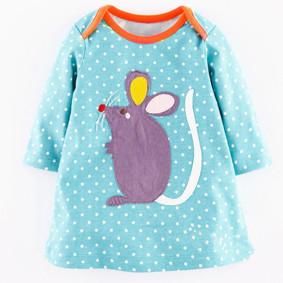 Платье для девочки Мышь (код товара: 44211): купить в Berni